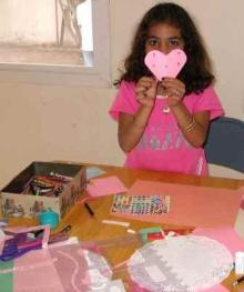 valentine, Valentine's Day, heart, crafts