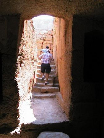 tomb, dark ages, steps, father's day