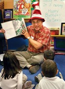 cat in hat, Dr. Seuss, Transitions, expats