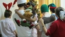 Christmas family, Christmas Joy, family time