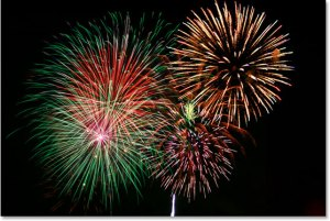 fireworks, firecrackers, celebration, sparklers