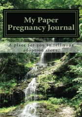 waterfall, lush waterfall, serene place, Virginia waterfall, adoption journal