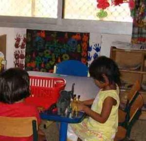preschool kids, kindergarten class