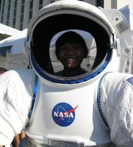 astronaut girl, NASA astronaut, cosmonaut