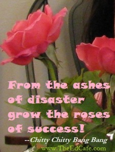 success, failure, roses, pink rose, flowers