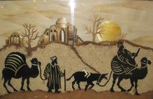 camel, wise men, nativity, epiphany