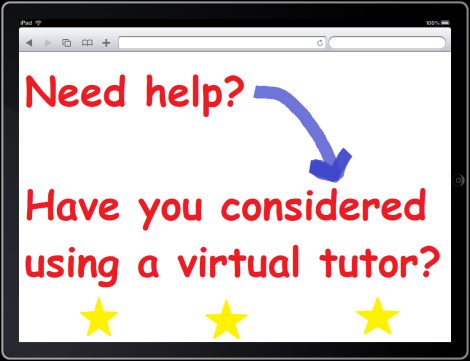tutoring, virtual tutor, boost academy, online