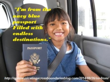 passport, poetry, third culture
