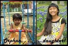 Orphan Sunday, National Adoption Day, International Adoption