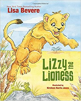 lizzy lion book